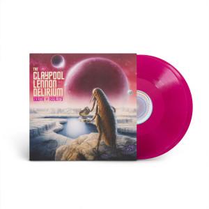The Claypool Lennon Delirium -South of Reality – Purple Vinyl