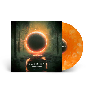 Rodrigo y Gabriela – The Jazz EP Cloudy Orange Vinyl