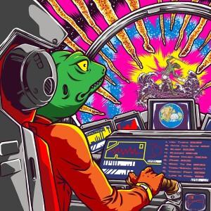 """King Gizzard & The Lizard Wizard – """"Teenage Gizzard"""" (Official ATO Bootlegger Edition) Vinyl"""
