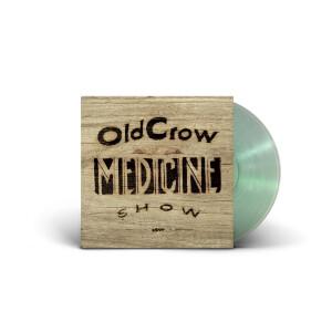 Old Crow Medicine Show – Carry Me Back  (Coke Bottle Clear Vinyl)