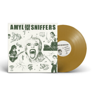 Amyl and The Sniffers – Self Titled Vinyl (F*** Every C*** Gold Edition)