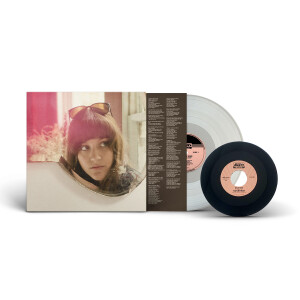 """Caitlin Rose – Own Side Now w/ 7"""" on Cloudy Clear Vinyl (Deluxe Anniversary Edition)"""