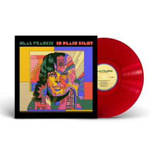 Neal Francis– In Plain Sight (Cherry Red Vinyl)