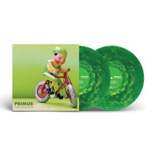 Primus - Green Naugahyde (2xLP 10th Anniversary Edition)