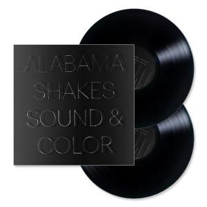 "Alabama Shakes – ""Sound and Color"" Black 2xLP (180-Gram Vinyl)"