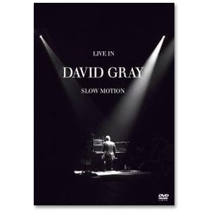 David Gray - Live In Slow Motion DVD