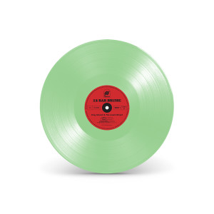 "King Gizzard & The Lizard Wizard - ""12 Bar Bruise"" Doublemint Green Colored Vinyl"