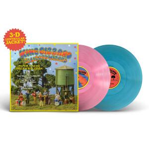 King Gizzard & The Lizard Wizard – Paper Mâché Dream Balloon (3-D Lenticular & Instrumental Deluxe Edition)