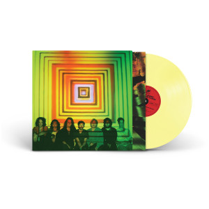 "King Gizzard & The Lizard Wizard - ""Float Along-Fill Your Lungs"" Easter Yellow Colored Vinyl"
