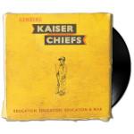 Kaiser Chiefs - Education, Education, Education & War LP