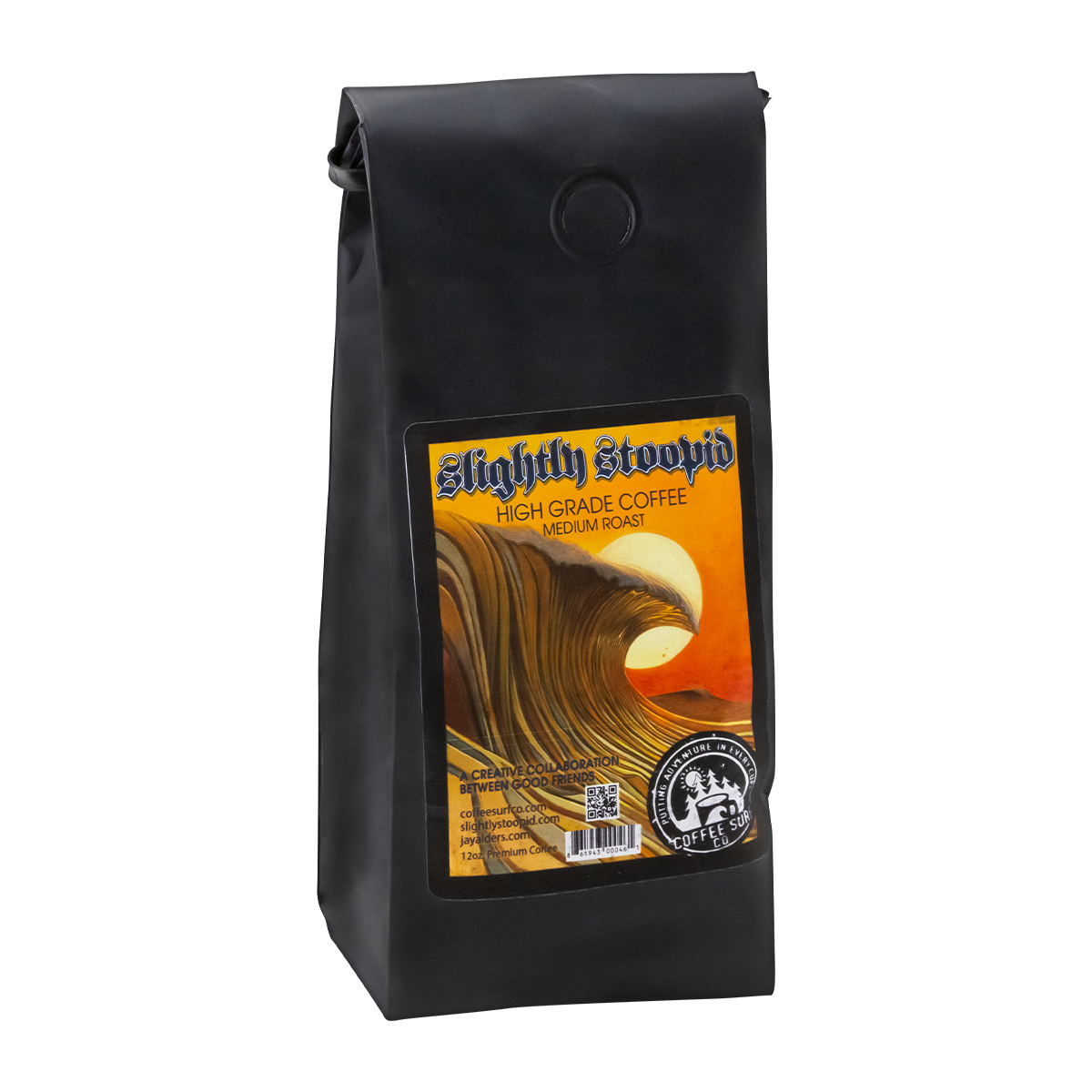 Slightly Stoopid x Coffee Surf Co. High Grade Coffee