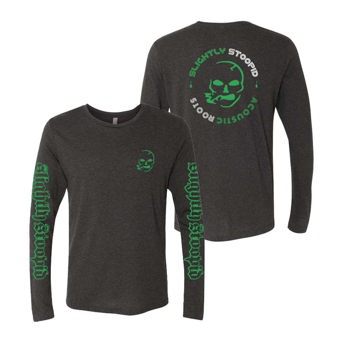 Acoustic Roots Long Sleeve T-shirt