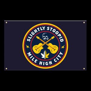 Red Rocks 2021 Nuggets Flag