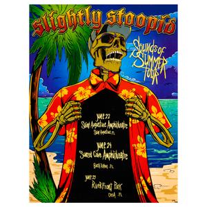 Florida 6.22-6.25 Tour Poster
