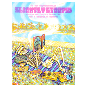 Alburquerque NM, 8.16.19 Show Poster