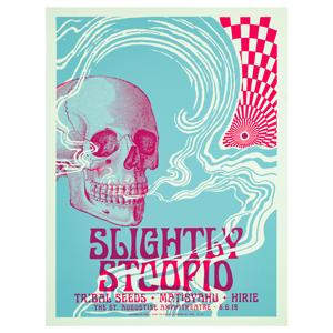 St, Augustine FL 6.6.19 Venue Poster