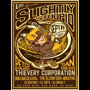 San Diego 2021 Friar Poster