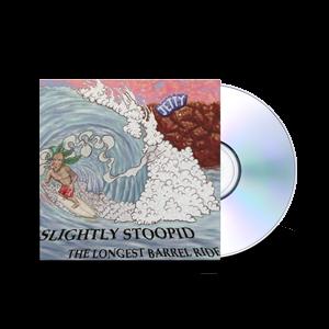 The Longest Barrel Ride - CD