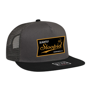 High Life Flatbrim Hat