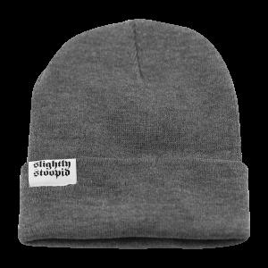 Knit Beanie - Gray