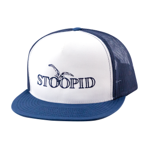 OB Seagull Flat Brim Trucker Hat