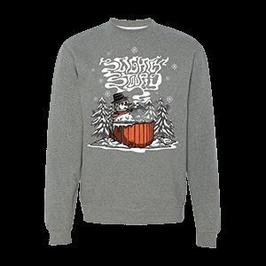 Snowman Crewneck Sweater