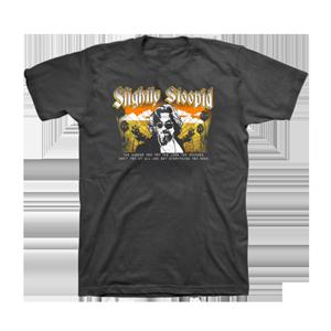 """The Dude"" Unisex Charcoal Tee Shirt"
