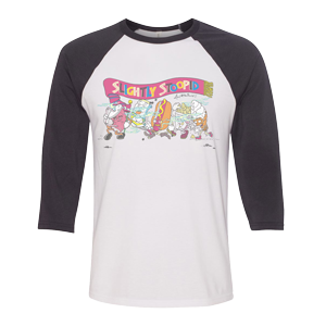 Drive-In Event Raglan Shirt
