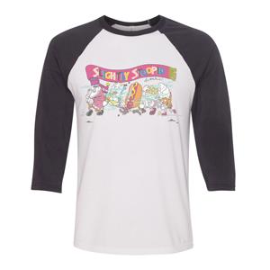 Drive-In Event Raglan Shirt