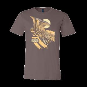 Coffee Surf Co. x Alders T-shirt