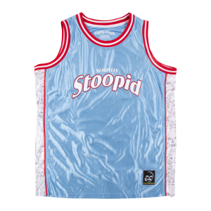 Slightly Stoopid 2021 Basketball Jersey