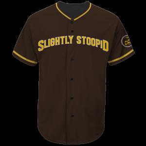 San Diego 2021 Baseball Jersey