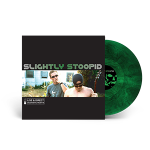 Acoustic Roots LP (Galaxy Green)