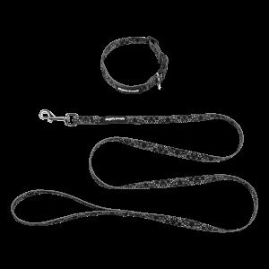 Small Dog Collar and Small Leash Bundle