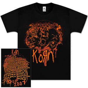 KoRn Three Faces T-Shirt