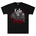 Korn Band Skullz T-Shirt