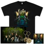 Korn - The Paradigm Shift Bundle