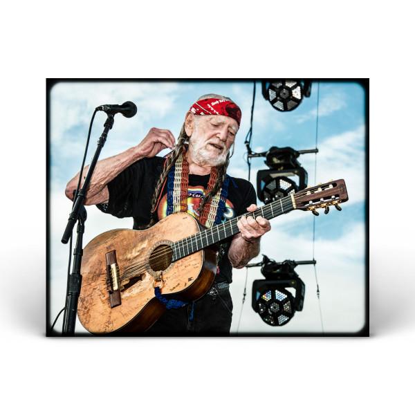 e0d88643 Willie Nelson - Arrington, VA 2014   Shop the Jay Blakesberg ...