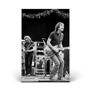 Bob Weir & Jerry Garcia - Palo Alto, CA October 1982