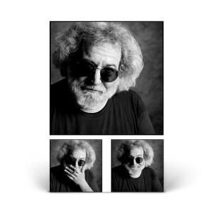 Jerry Garcia Three Tiles - Mill Valley, CA 1993