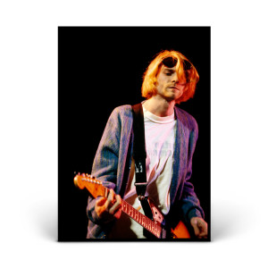 Kurt Cobain - San Francisco 1993