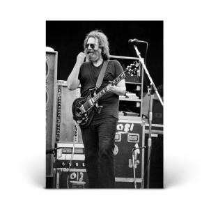 Jerry Garcia - Palo Alto, CA 1982