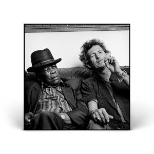 John Lee Hooker and Keith Richards - San Francisco, CA 1991