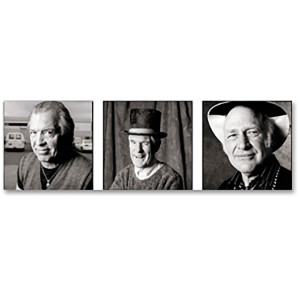 Owsley, Leary and Kesey