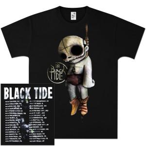 Post Mortem 2011 Tour T-Shirt | Shop the Black Tide Official Store