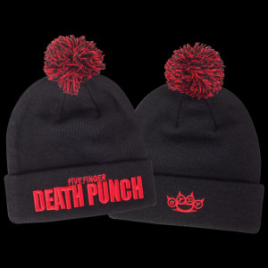Five Finger Death Punch Knuckles Beanie