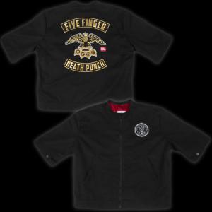 Five Finger Death Punch Red Lined Jacket