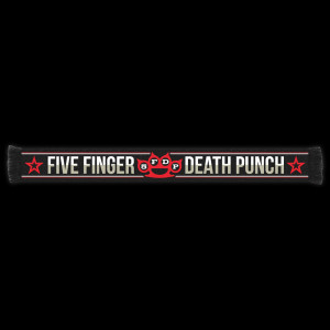 Five Finger Death Punch Knucklehead Scarf