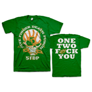 FFDP St. Paddy's Day T-Shirt