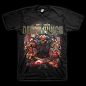 Got Your Six Redemption T-Shirt